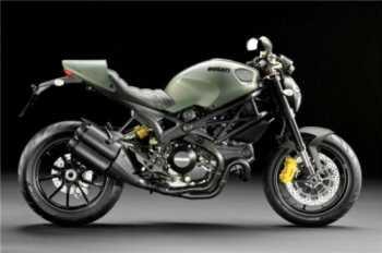 Motos Monster 1100 Evo Diesel Motos