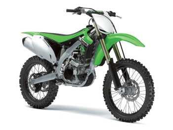 Moto Kawasaki KXF 450/250 Motos