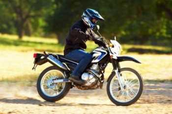 Moto Yamaha XT250 Motos