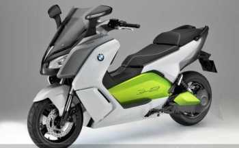 Moto BMW C Evolution Motos