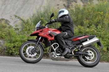 Moto: BMW F700GS Motos