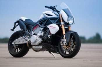 Moto FGR Midalu 2500 V6 para el 2013 Motos