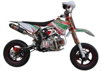 Moto Hot Bike Italia Motos