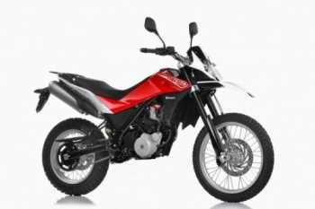 Moto Husqvarna TR 650 Terra Motos