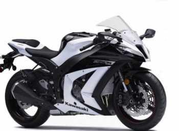 Moto Kawasaki ZX-10R Motos