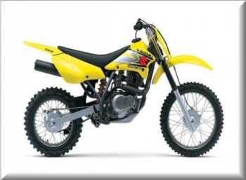 Moto Suzuki DRZ 125L Motos