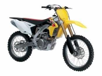 Motos Suzuki RM-Z 250 y 450 Motos