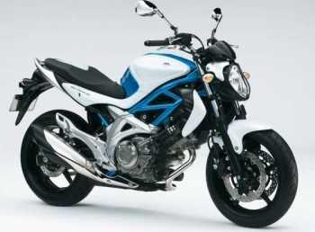 Moto Suzuki Gladius Sport Motos