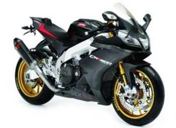 Moto Aprilia RSV4 Carbon Edition Motos