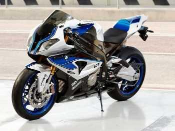 Moto BMW HP4 - Datos oficiales Motos