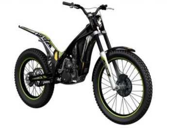 Moto Ossa TR280i Motos