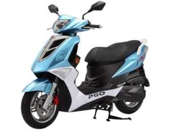 Moto PGO Tigra 125 EFI Motos