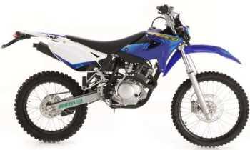 Moto Sherco SE Enduro gama Motos