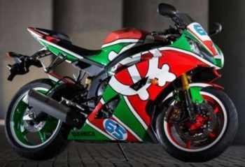 Moto Yamaha YZF-R6 Vladimir Leonov Motos