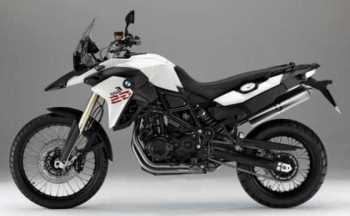 Moto BMW F 800 GS Motos