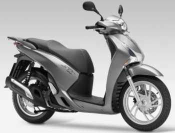 Moto Honda Scoopy SH125i Motos