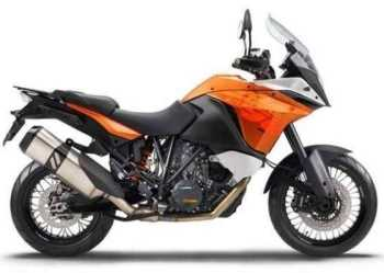 Moto KTM 1190 Adventure Motos