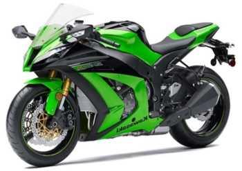 Moto Kawasaki Ninja 300 Motos