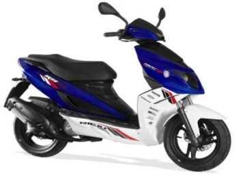 Moto Rieju RS 50 Motos