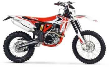 Motos Beta RR Enduro 2T y 4T Motos