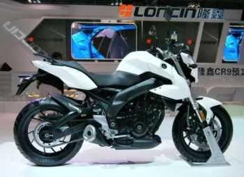 Moto Loncin CR-9 Motos