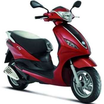 Moto Piaggio Fly 125ie 3v Motos