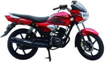 Moto TVS Phoenix 125 Motos