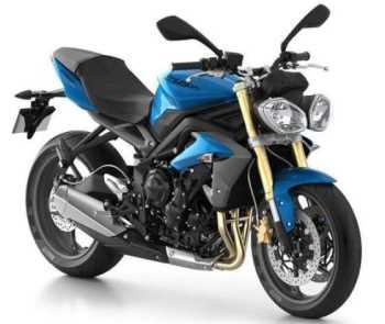 Moto Street Triple y R Motos