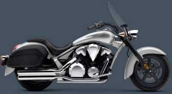 Moto Honda Interstate Motos