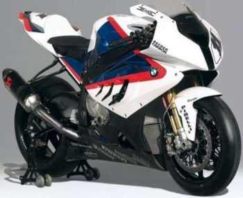Moto BMW S1000 RR Motos