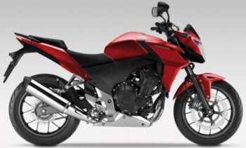 Moto Honda CB500F Motos