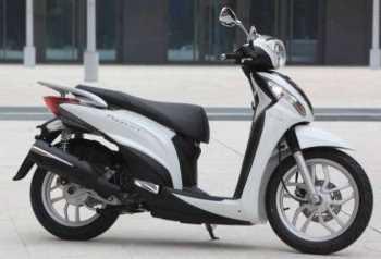 Moto Kymco People One 125i Motos