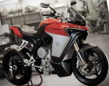Moto MV Agusta Rivale Motos