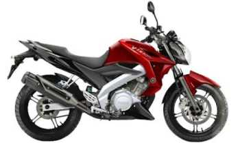 Moto Yamaha V-Ixion Motos