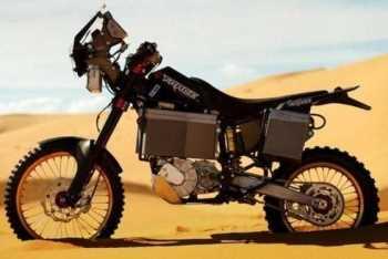 Tacita T-Race, una moto eléctrica Motos