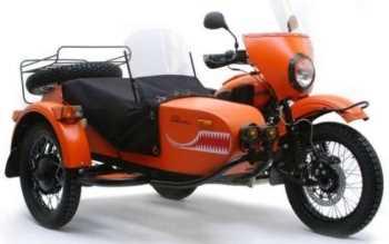 Moto Ural Yamal Edicion limitada Motos