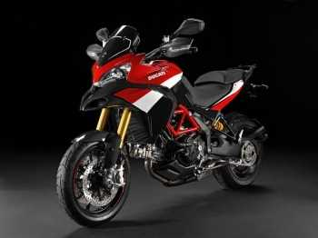 Moto Multistrada 1200 Motos