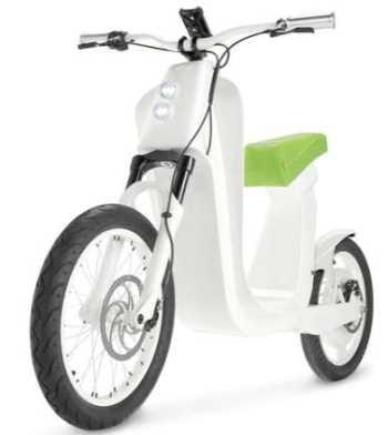Xkuty One, mitad bicicleta, mitad moto Motos