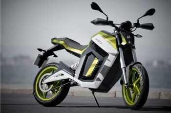 Moto Volta modelo BCN Motos