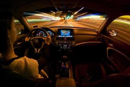 Consejos para conducir de noche Autos Motos