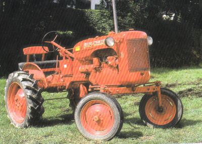 Tractor Allis Chalmers B Tractores
