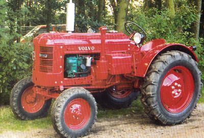 Tractor BM Viktor Volvo T 230 Tractores