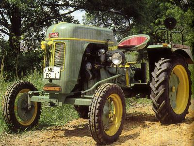 Tractor Bautz AS 122 B Tractores
