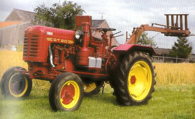 Tractor Belarus DT 20 Tractores
