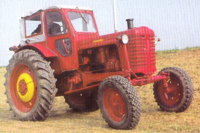 Tractor Belarus MTS 5 MC Tractores