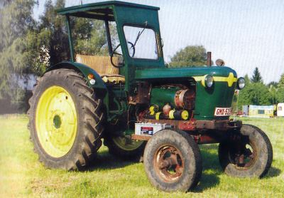 Tractor Belarus T 40 Tractores