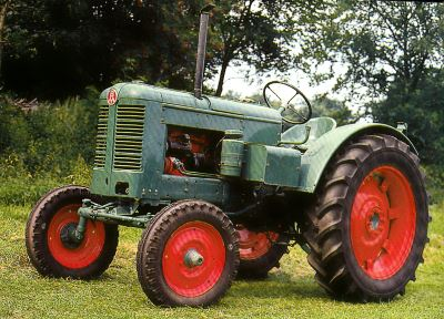 Tractor Bolinder Munktell Volvo  T 350 Tractores