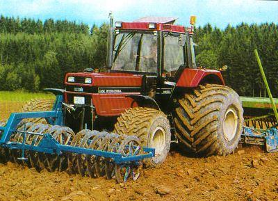 Tractor Case IH 1455 XL Tractores