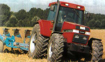Tractor Case IH 7120 Magnum Tractores