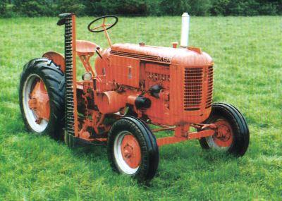 Tractor Case VA Tractores